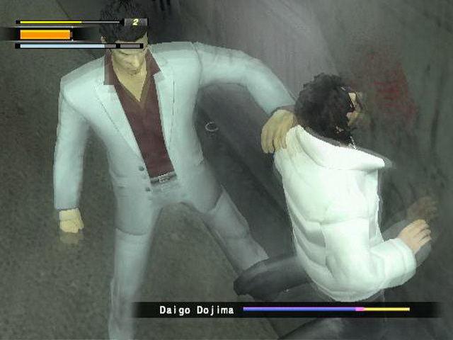 Yakuza 2 (USA) ISO
