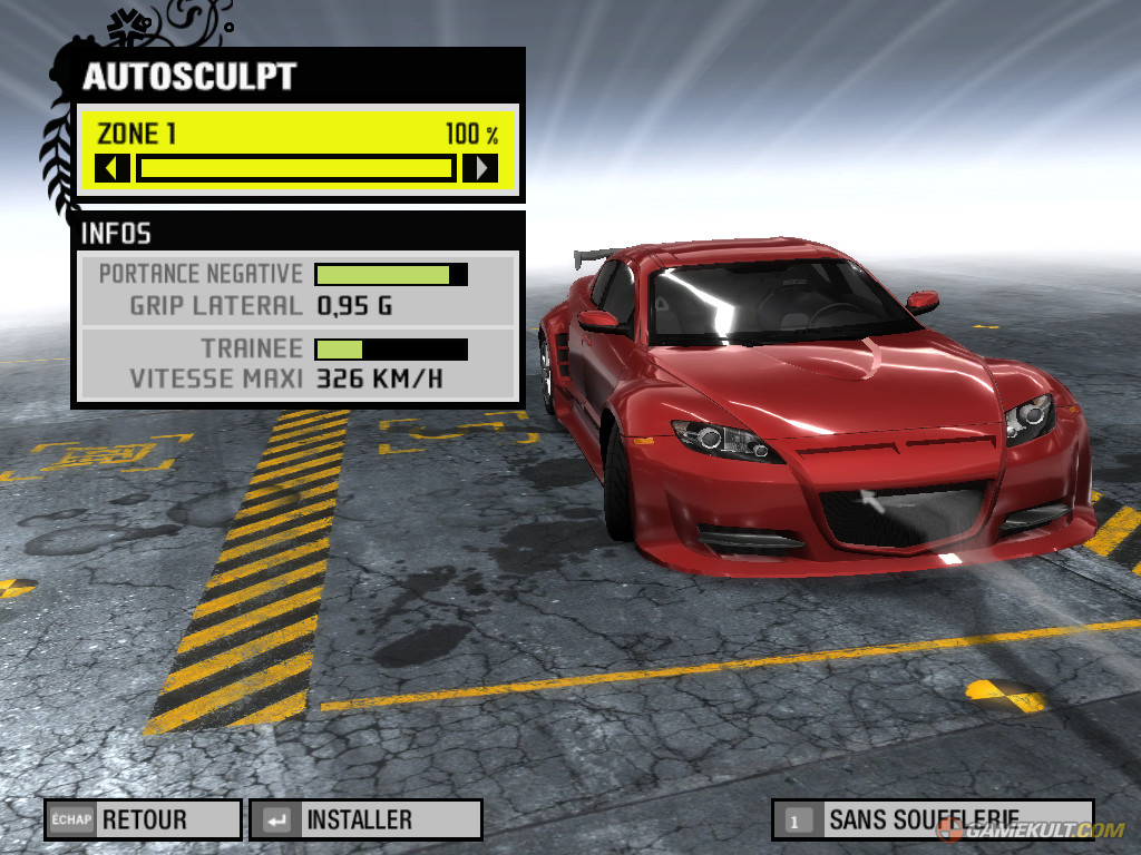 Need for Speed - ProStreet (USA) ISO