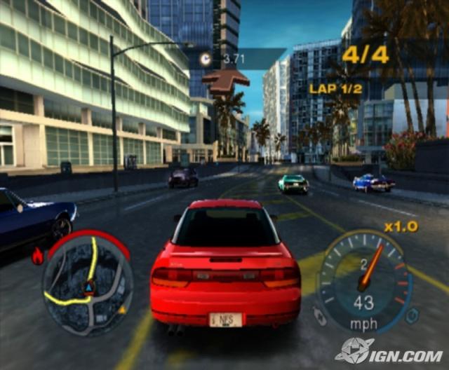Need For Speed - Thế Giới Ngầm - Game Đua Xe Kinh Điển Cực Hay