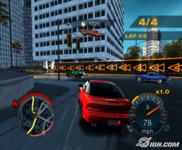 Need for Speed - Undercover (USA) (En,Fr,Es) ISO