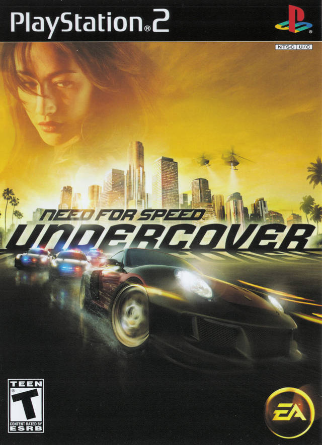 Need for Speed - Undercover (USA) (En,Fr,Es) ISO Ps2 Need For Speed