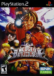 Screenshot Thumbnail / Media File 1 for NeoGeo Battle Coliseum (USA)