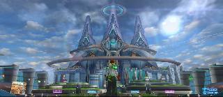 Screenshot Thumbnail / Media File 1 for Phantasy Star Universe (USA)