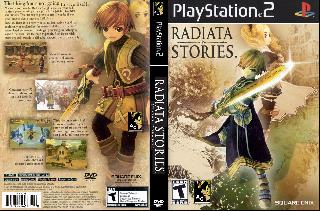 Screenshot Thumbnail / Media File 1 for Radiata Stories (USA)