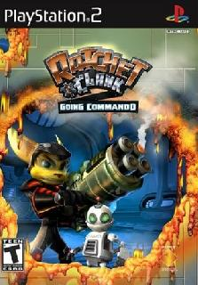 Screenshot Thumbnail / Media File 1 for Ratchet & Clank - Going Commando (USA)