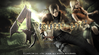 Screenshot Thumbnail / Media File 2 for Resident Evil 4 (USA)