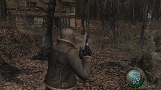 Screenshot Thumbnail / Media File 3 for Resident Evil 4 (USA)