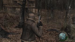 Screenshot Thumbnail / Media File 1 for Resident Evil 4 (USA)