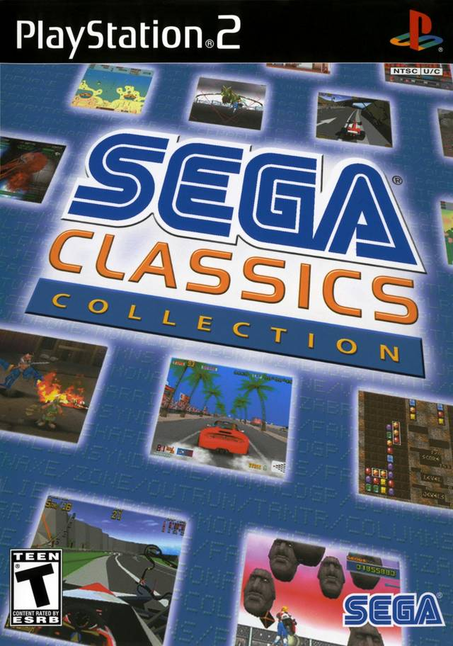 Sega Classics Collection Usa Iso