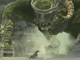 Screenshot Thumbnail / Media File 1 for Shadow of the Colossus (USA)