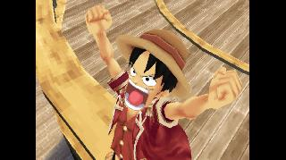 Screenshot Thumbnail / Media File 1 for Shonen Jump's One Piece - Grand Battle (USA)
