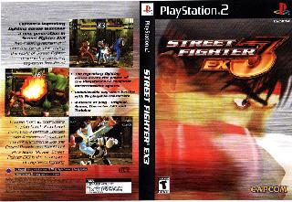 Screenshot Thumbnail / Media File 1 for Street Fighter EX3 (USA)