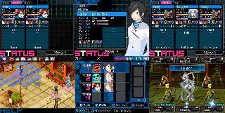 Screenshot Thumbnail / Media File 1 for Shin Megami Tensei - Devil Survivor 2 (U)