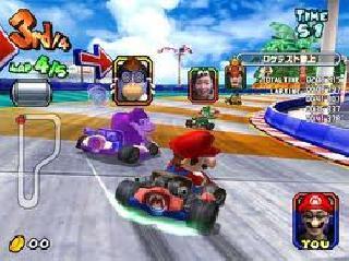 Screenshot Thumbnail / Media File 1 for Mario Kart Arcade GP