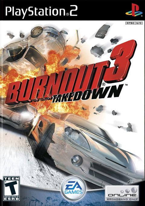 Best Car Crash Games Like Burnout  Takedown