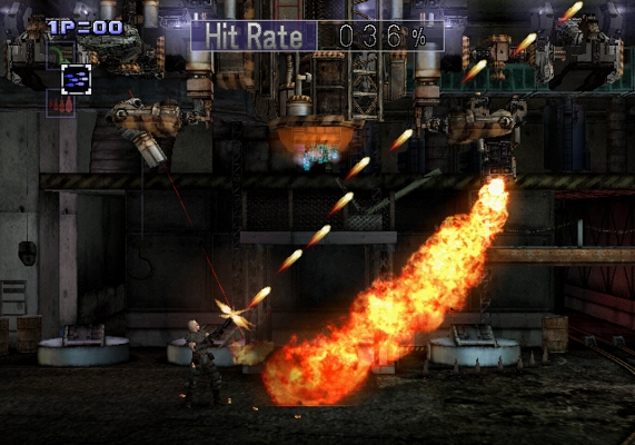 Contra Shattered Soldier Screenshots Contra Shattered Soldier