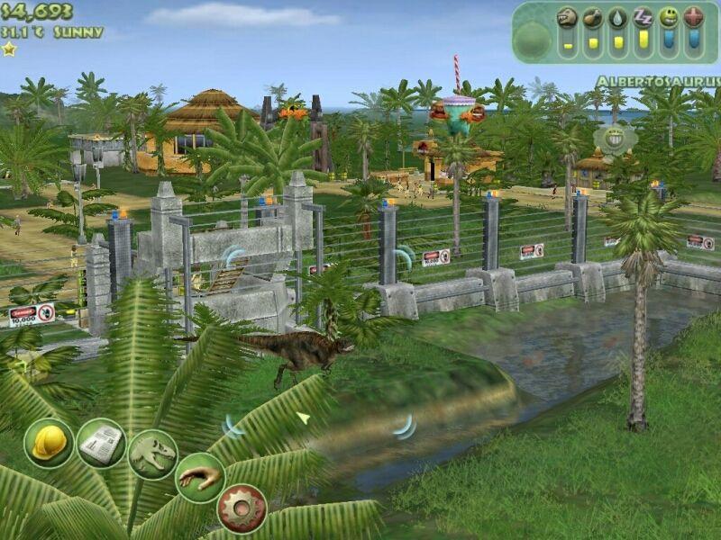 Jurassic Park Operation Genesis 2 Dinosaurs