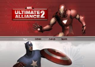 Screenshot Thumbnail / Media File 1 for Marvel - Ultimate Alliance 2 (Europe)