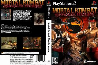 Screenshot Thumbnail / Media File 1 for Mortal Kombat - Shaolin Monks (Europe) (En,Fr,De,Es,It)