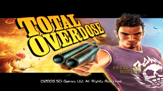 Screenshot Thumbnail / Media File 1 for Total Overdose (Europe) (En,Fr,De,Es,It)
