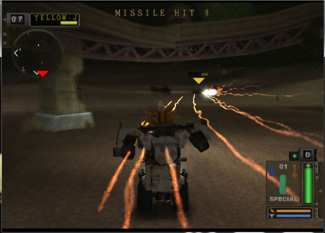 Twisted Metal - Black (Europe) (En,Fr,De,Es,It) ISO