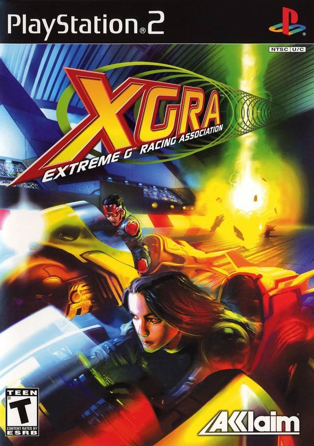 XGRA PS2