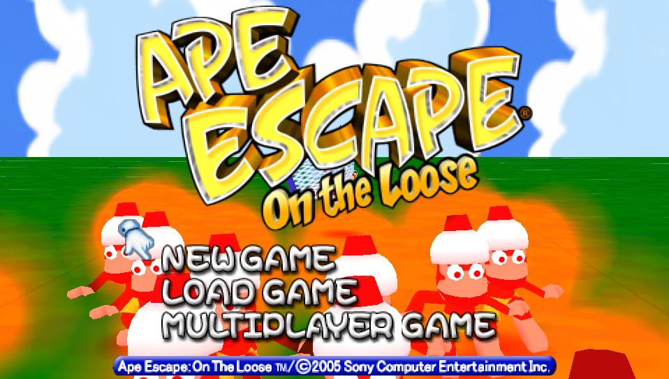 Ape escape para psp downloads