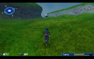Screenshot Thumbnail / Media File 1 for Blade Dancer - Lineage of Light (USA)