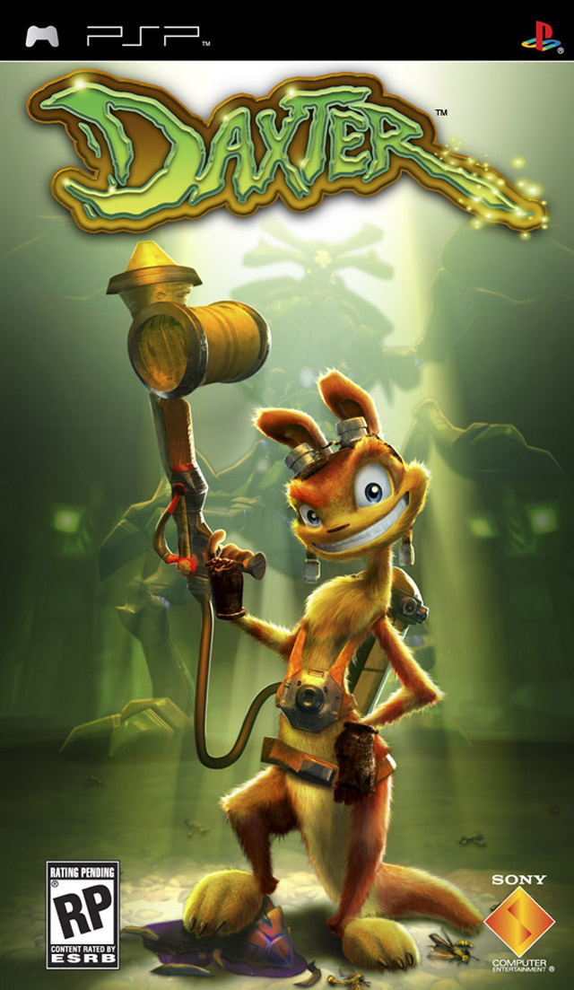 Daxter (Europe) ISO