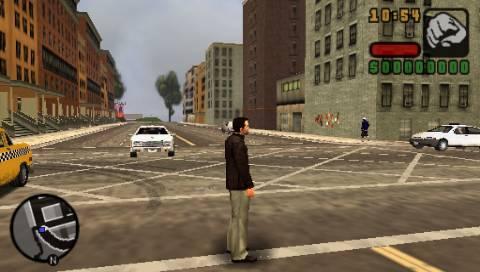 Скачать GTA San Andreas PSP