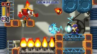 Screenshot Thumbnail / Media File 1 for Mega Man - Powered Up (USA)