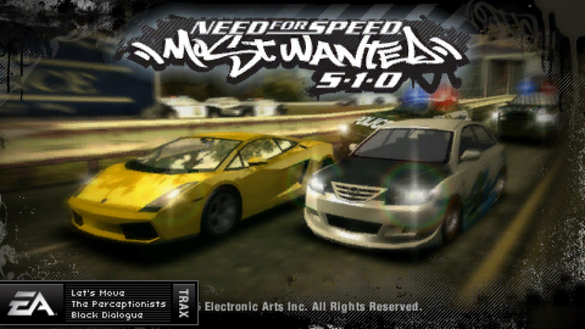 ... Thumbnail / Media File 1 for Need for Speed - Most Wanted 5-1-0 (USA