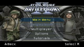 Screenshot Thumbnail / Media File 1 for Star Wars - Battlefront II (USA)