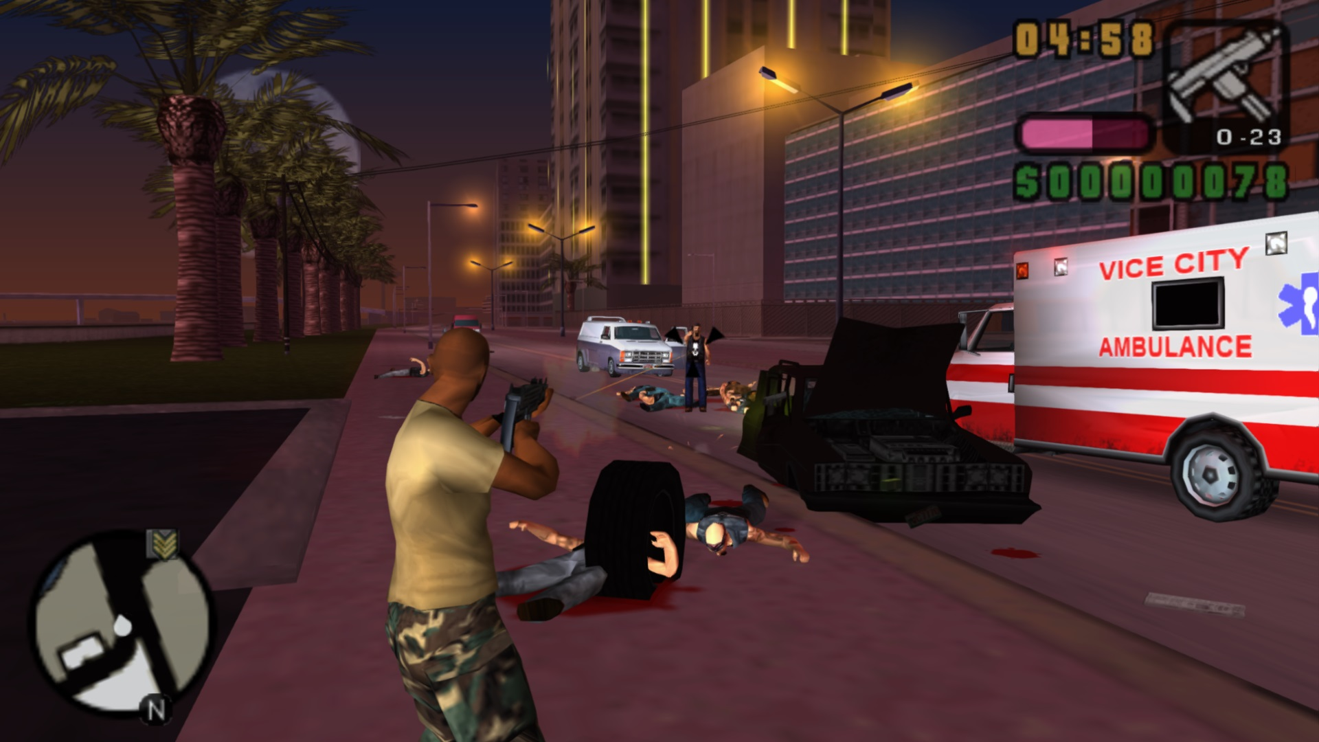 Grand Theft Auto Vice City Stories Usa Iso