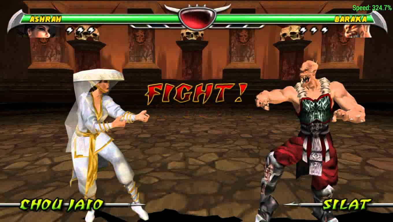 Mortal kombat®: unchained™ game | psp playstation.