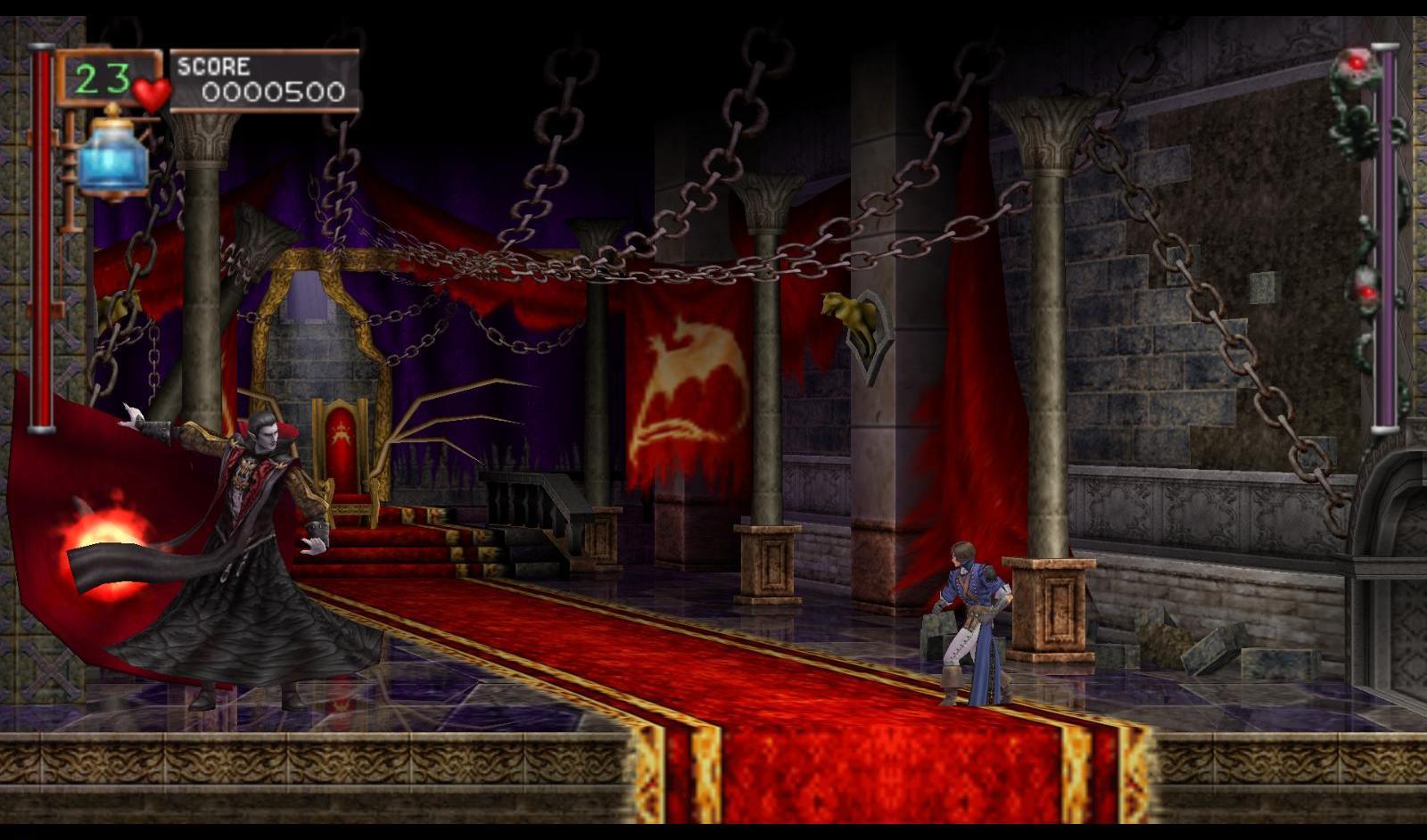 Castlevania The Dracula X Chronicles Usa Iso