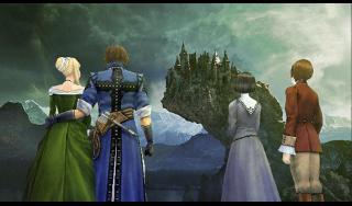 Screenshot Thumbnail / Media File 1 for Castlevania - The Dracula X Chronicles (USA)