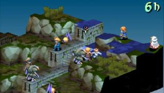 Screenshot Thumbnail / Media File 1 for Final Fantasy Tactics - The War of the Lions (USA)
