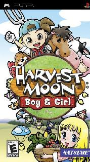 Screenshot Thumbnail / Media File 1 for Harvest Moon - Boy & Girl (USA)