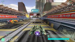 Screenshot Thumbnail / Media File 1 for Wipeout Pulse (USA)