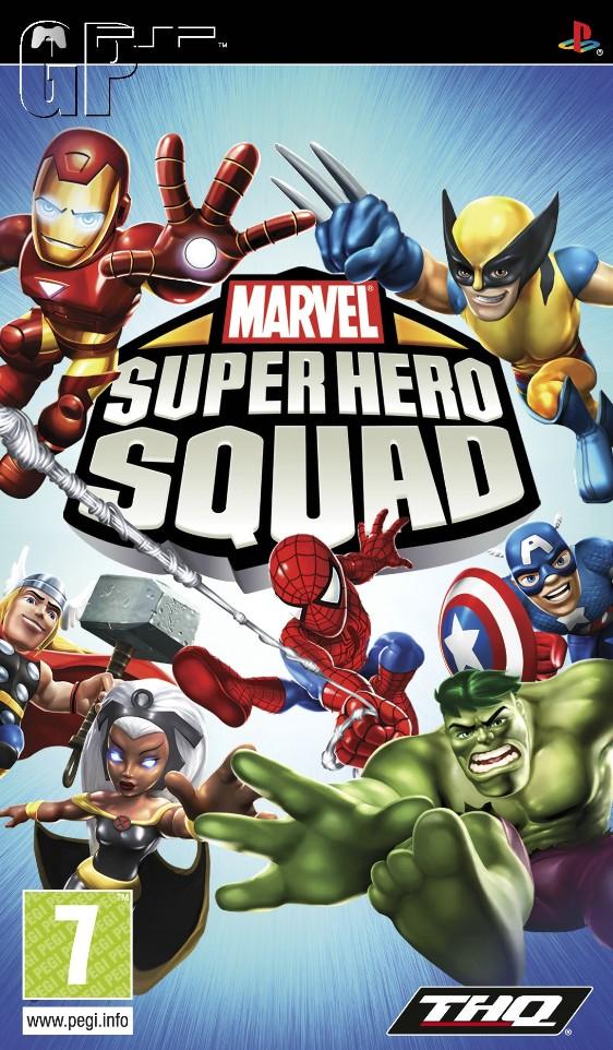 Marvel Super Hero Squad Usa Iso