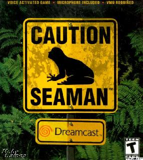 Screenshot Thumbnail / Media File 1 for Seaman