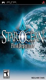 Screenshot Thumbnail / Media File 1 for Star Ocean - First Departure (USA)