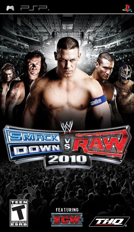 Downlaod WWE Smackdown Vs Raw 2K14 PPSSPP ISO