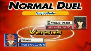 Screenshot Thumbnail / Media File 1 for Yu-Gi-Oh! GX Tag Force 3 (Europe)