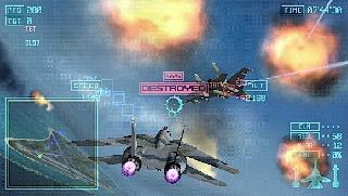 Screenshot Thumbnail / Media File 1 for Ace Combat - Joint Assault (USA)