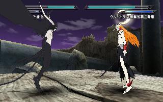 Screenshot Thumbnail / Media File 1 for Bleach - Heat the Soul 7 (Japan)