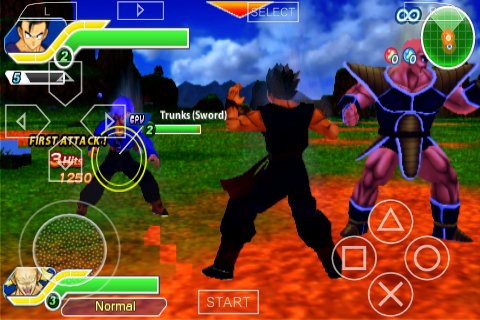 Dragon ball z tenkaichi tag team psp free download iso