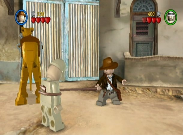 lego indiana jones 2 pc full