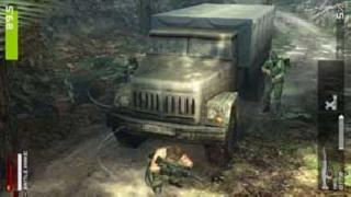 Screenshot Thumbnail / Media File 1 for Metal Gear Solid - Peace Walker (USA)